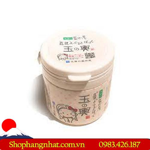Mặt nạ tàu hủ Moritaya Tofu Mask Nhật Bản trắng da