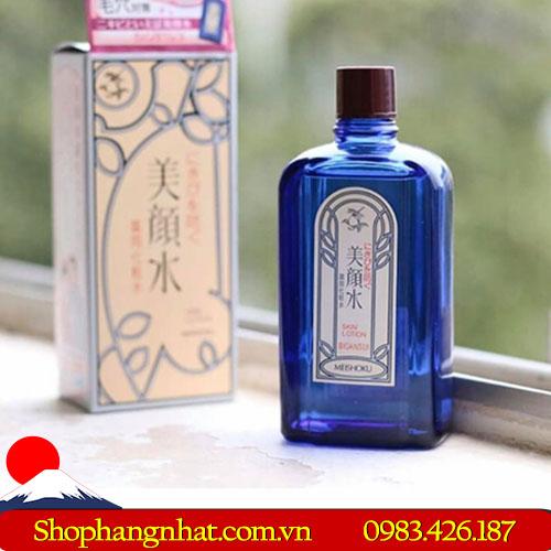 Nước hoa hồng Meishoku Bigansui Medicated Skin Lotion Nhật Bản