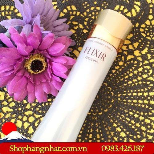 Nước hoa hồng Shiseido Elixir Superieur Lifting Moisture 170ml