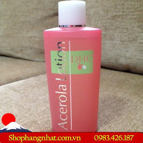 Nước hoa hồng sơ ri DHC Acerola