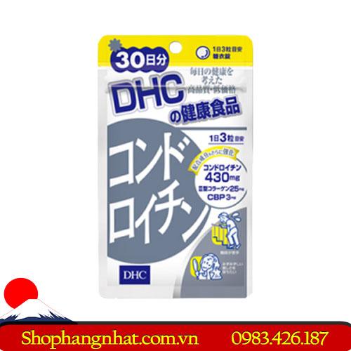 Viên uống Sụn vi cá mập DHC Nhật Bản chính hãng 30 ngày