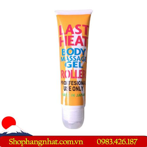 Gel tan mỡ Last Heat Body Massage Gel Roller an toàn