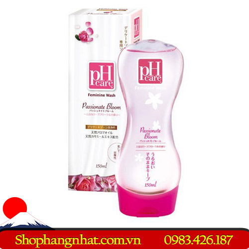 Dung dịch vệ sinh phụ nữ pH Care Intimate Wash an toàn