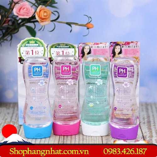 Dung dịch vệ sinh phụ nữ pH Care Intimate Wash