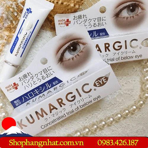 Kem Trị Sẹo Cream Kumargic Eye 20g