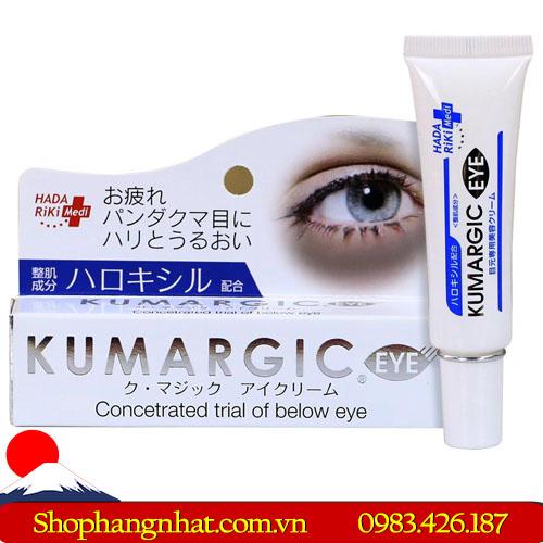 Kem Trị Sẹo Cream Kumargic Eye chống thâm mắt