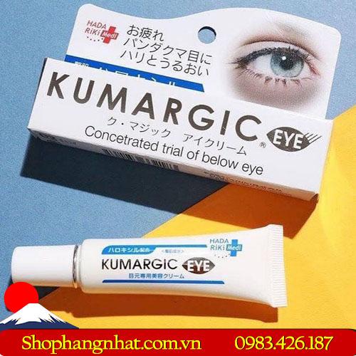 Kem Trị Sẹo Cream Kumargic Eye