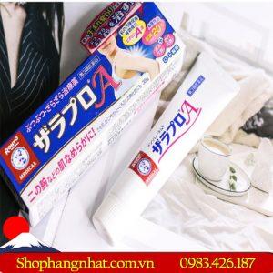 Zaraporo làm mờ các vết rạn da, dưỡng mềm và làm căng mịn