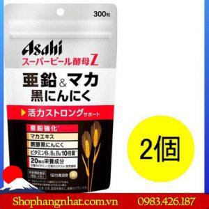 Review về Viên uống Tỏi đen Asahi Maka Nhật Bản