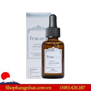 Serum nhau thai Fracora White'st Placenta Extract Enric Nhật Bản trắng da