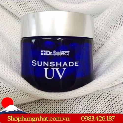 Viên thuốc chống nắng cao cấp Dr Select Nhật Bản Sunshade UV Hộp 30 viên