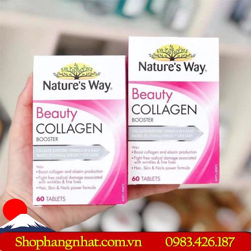 Viên uống Beauty collagen Nhật Bản 375 viên