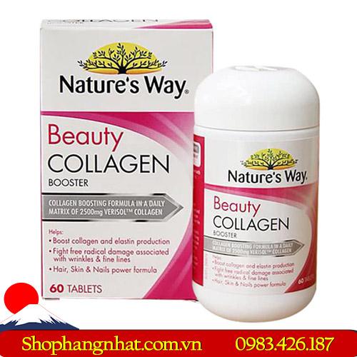 Viên uống Beauty collagen trẻ hoá làn da 375 viên