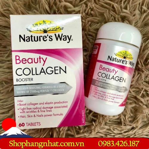 Viên uống Beauty collagen