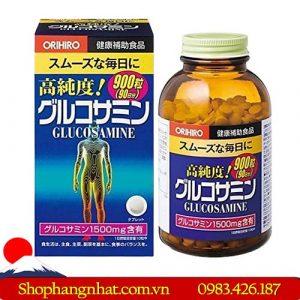 Viên uống bổ xương khớp Glucosamin Orihiro 900 viên