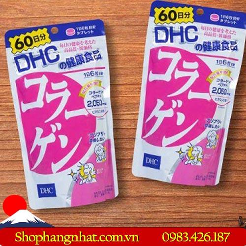 Viên uống Collagen DHC Nhật Bản 360 viên