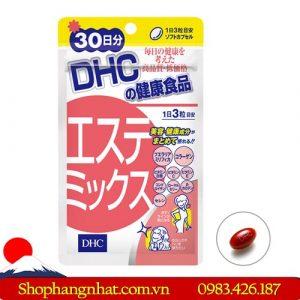 Viên uống DHC Nhật Bản nở ngực