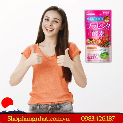 Viên Uống Giảm Mỡ Diet Placenta chính hãng