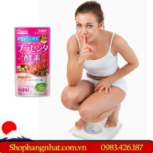 Viên Uống Giảm Mỡ Diet Placenta Nhật Bản chính hãng