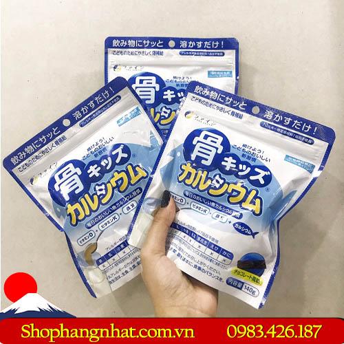 Bột Canxi Cá Tuyết Calcium Nhật Bản 140g