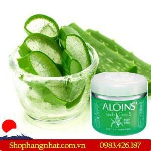 Aloins Eaude Cream S là loại kem dưỡng ẩm toàn thân