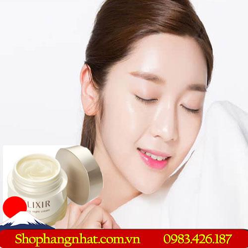 Nuôi dưỡng và cải tạo làn da trong giấc ngủ