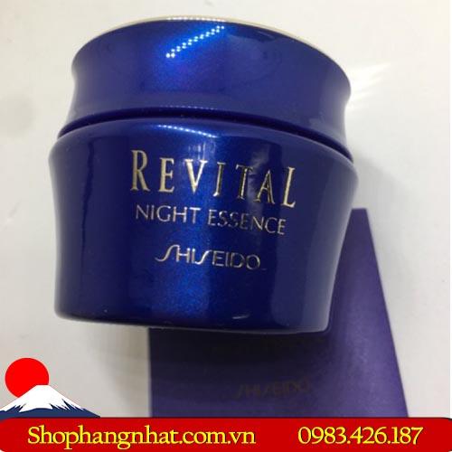 Kem dưỡng Shiseido Revital Night Essence 30g