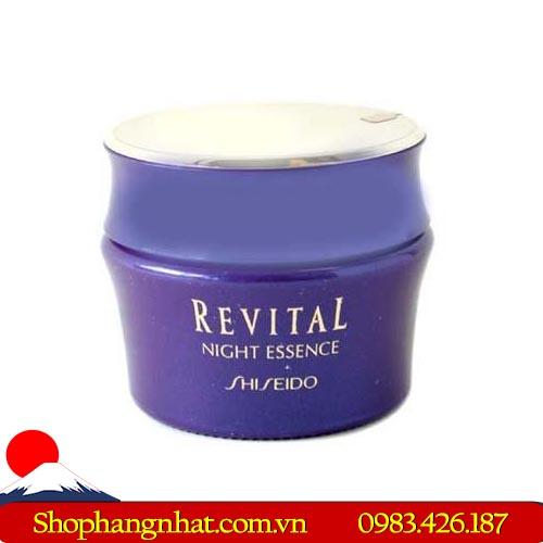 Kem dưỡng Shiseido Revital Night Essence ban đêm 30g