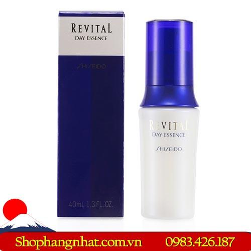 Kem dưỡng Shiseido Revital Night Essence SPF15 Nhật Bản ban ngày 40ml