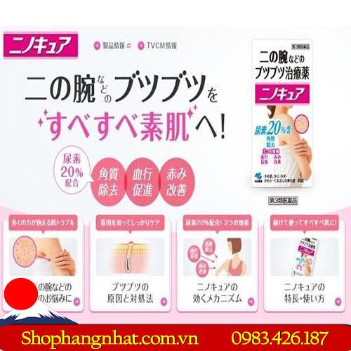 Giúp phục hồi vùng da bị tổn thương do viêm nang lông gây nên, trả lại cho bạn làn da rạng rỡ, không tỳ vết