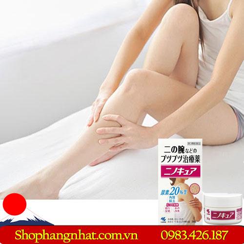 Đặc trị viêm da, viêm nang lông