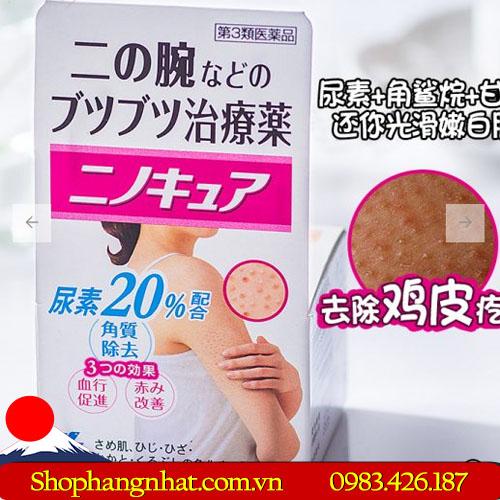 Cách dùng kem trị viêm nang lông hiệu quả
