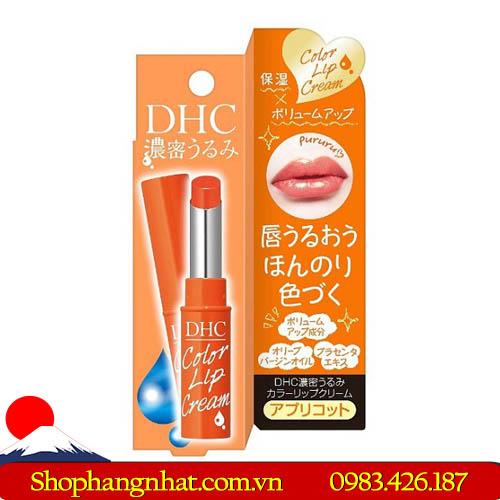 Son dưỡng môi DHC Color Lip Cream