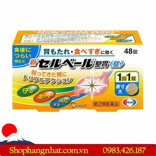 Thuốc dạ dày Sebuberu Eisai Nhật Bản 90 viên