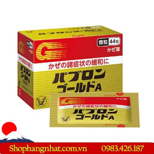 Thuốc đặc trị cảm cúm Taisho Pabron Gold A