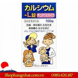 Viên uống Kokando Nhật Bản 100 viên