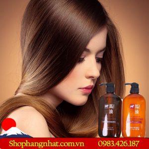 Giúp tóc phục hồi hư tổn nhanh hơn