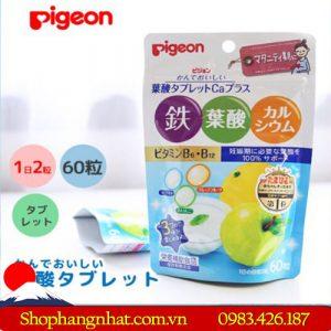 Viên uống Piegon Nhật Bản
