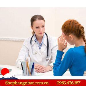 Bác sĩ tư vấn điều trị say tàu xe