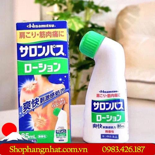 Lượng tinh dầu sẽ được điều chỉnh, đảm bảo đủ lượng để giảm đau mà không bị nóng da